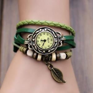 Handmade Vintage Style Leather Band..