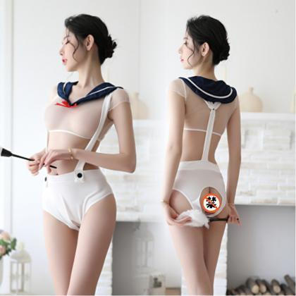 Sexy Sailor suit sexy student dress..