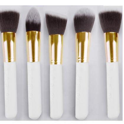 Wood Pro Make Up Brush Cosmetic Set