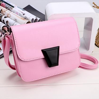 Women Fashion Synthetic Leather Sma..
