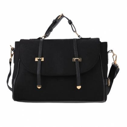 Hot Fashion Women Fleece Handbag Sa..