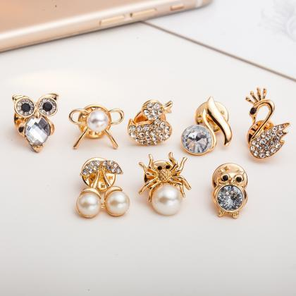 High-grade Cute Animal Brooch