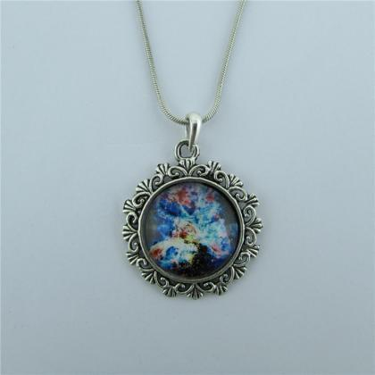 Fashion Metal Lace Colorful Starry ..