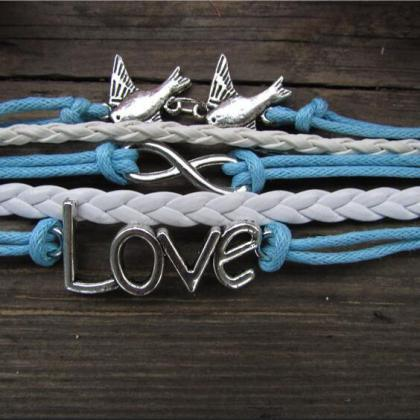 Classic Love Dove Eight Hand-made L..