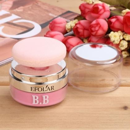 5 Colors 3D Face Loose Powder Blush..