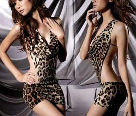 Stylish Sexy Leopard..