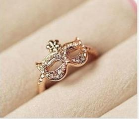 Ring Bohemia Fox Rhi..