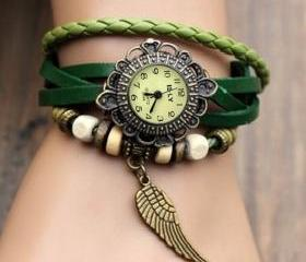 Women's Leather Brac..
