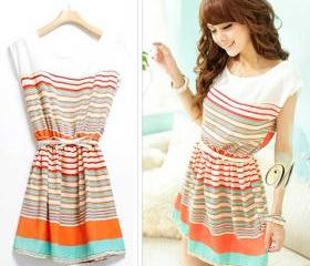Colorful Stripes Min..