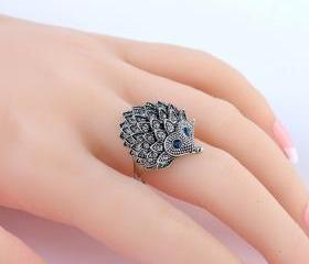 Retro diamond ring H..