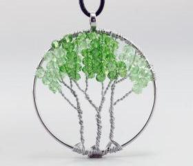 Green Crystal Tree o..