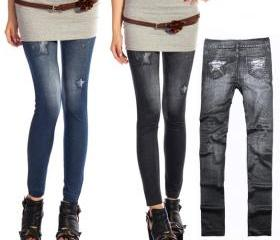 Women's Jeggings Str..