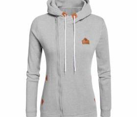 Women Hoody Long Sle..