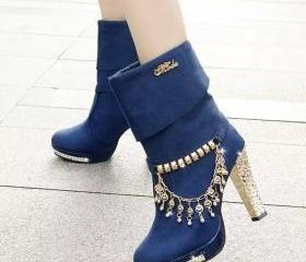 High Heeled Pure Col..