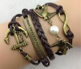 Romantic Dove Anchor..