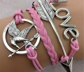 LOVE Arrow Birds Fas..