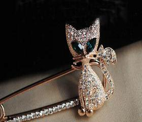 Shining Diamond Cat ..