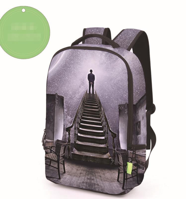 Fantastic 3D Printing Women Backpack