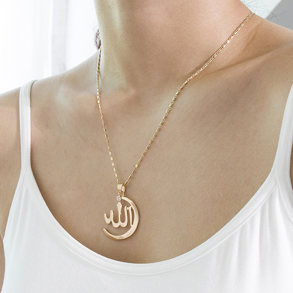 Vintage Eethnic Style Alloy Necklace