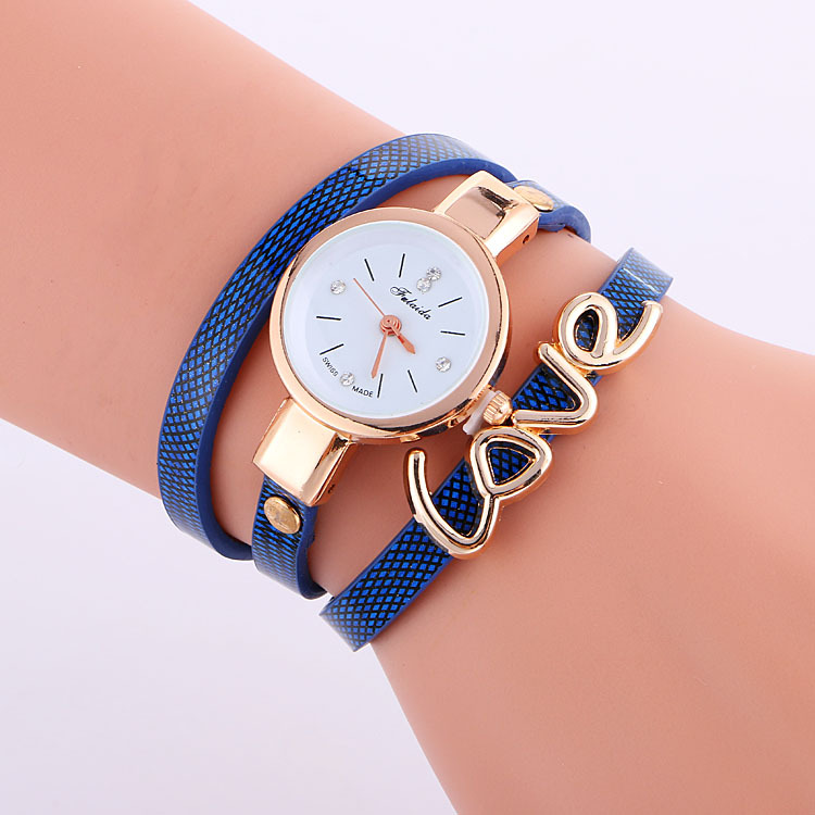 Simple Fashion LOVE Watch