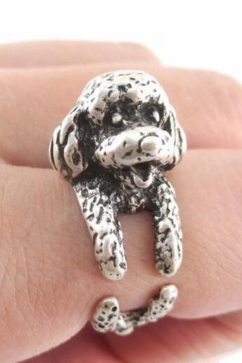 Hot Style Restoring Ancient Ways Bulldog Ring