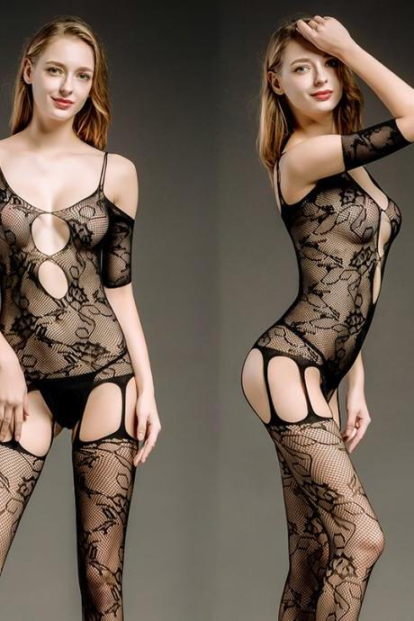 Sexy Lingerie women underwear Lace Dress