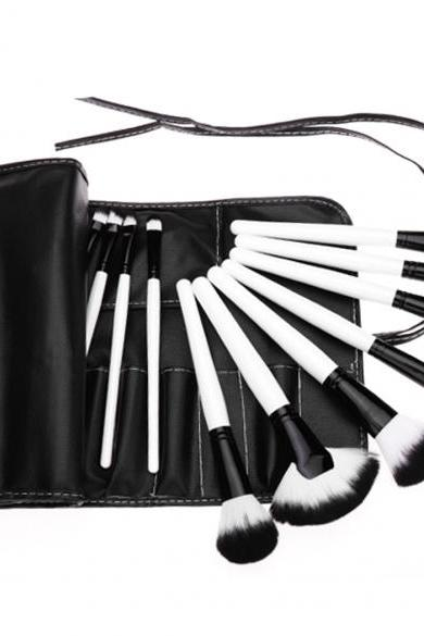 New Good Quality 36 PCs Makeup Cosmetic Set Eyebrow Brush Tools