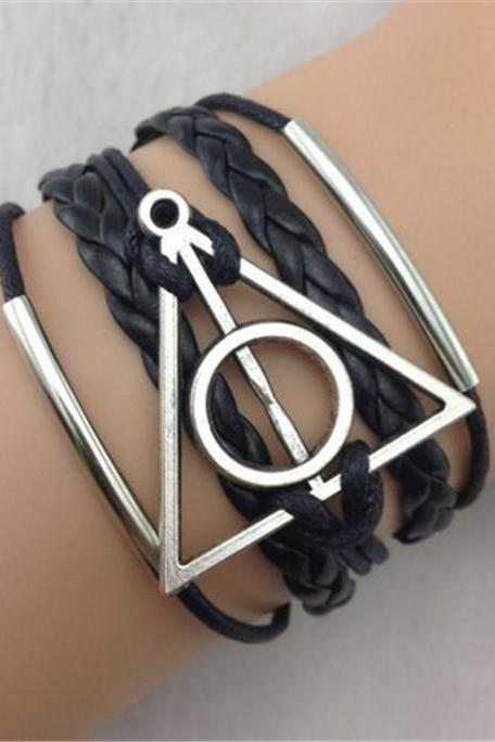 Harry Potter Multielement Fashion Bracelet