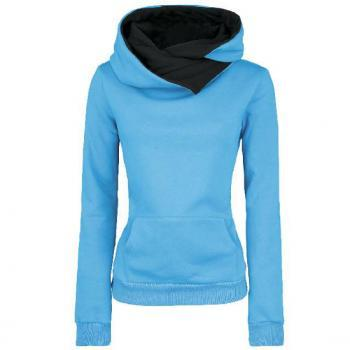 Plus Size Leisure Women Hoodies