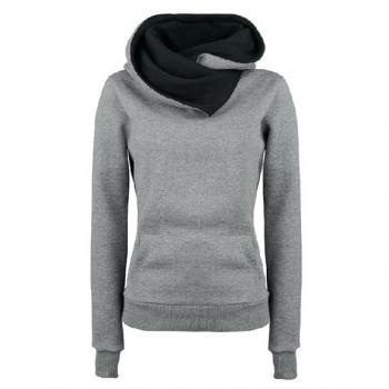 Girls Hoodie High Neck Hoodies