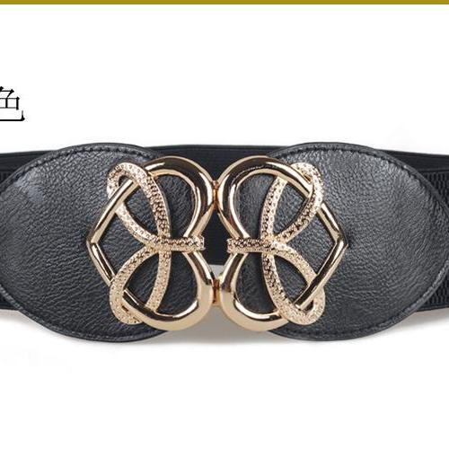 Stylish Retro Elastic Belt