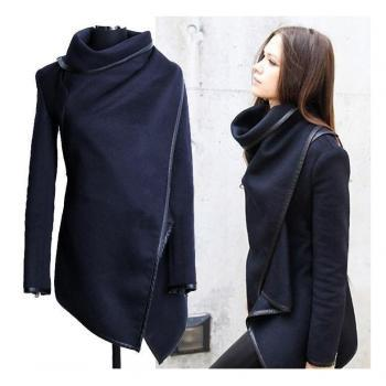 Boyfriend Style Trench Slim Coats Overcoat