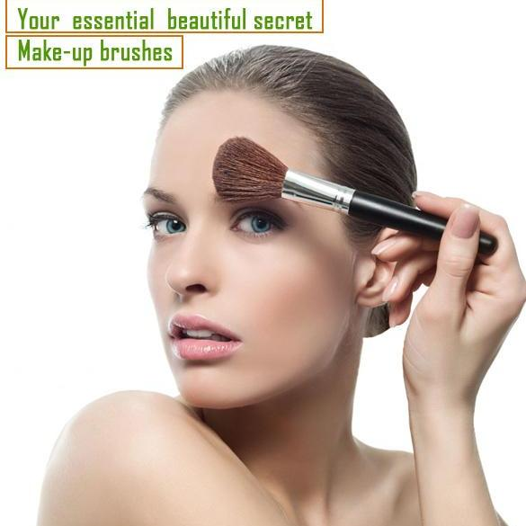 Cosmetic Set Eyeshadow Foundation Make Up Brush