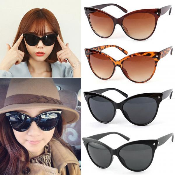 Women's Shades Oversized Designer Sunglasses
