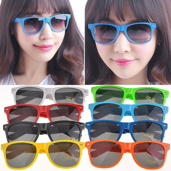 Shades Candy Color Unisex Sunglasses
